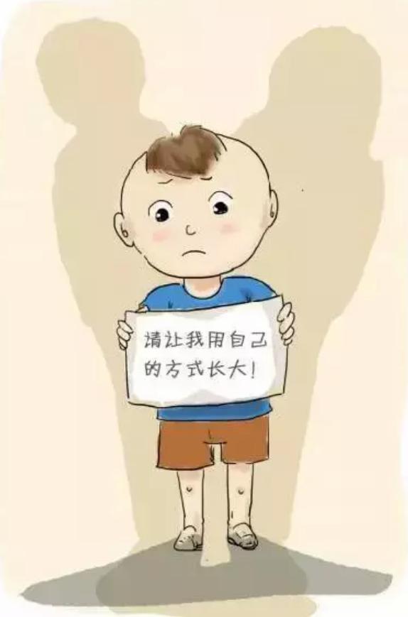 10幅漫画提醒所有家长:有远见的父母,都带点绝情!